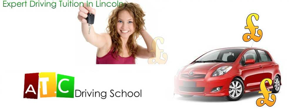 Driving Lessons in Lincoln with ATC Driving School